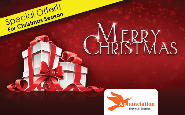 Special Offer For Christmas Season
